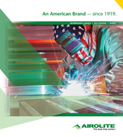 New Brochure from Airolite - An American Brand