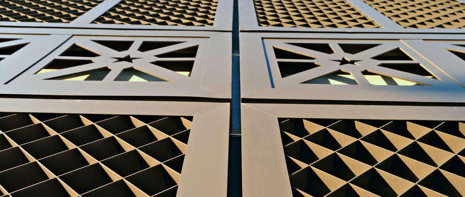 Airolite Louvers Achieve A Balance Between Form And Function On Your Architectural Louver Projects
