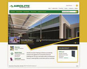 Airolite Enhanced Website Offers Expanded Capabilities